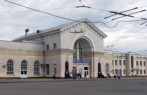 Станція «Полтава-Південна»