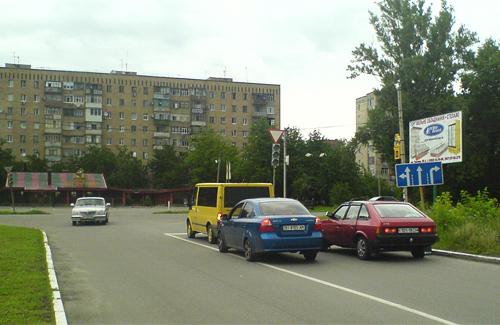 Как можно расширить дорогу при помощи только одного дорожного знака