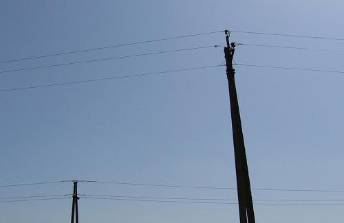 Буря все еще угрожает электросетям Полтавщины
