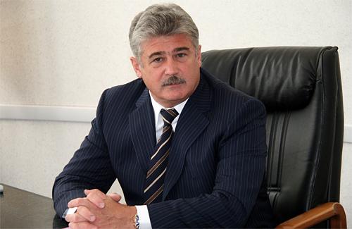 Юрий Парамонов, начальник управления СБУ в городе Киеве