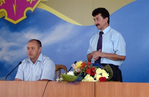 Олександр Мамай та Віктор Човновий