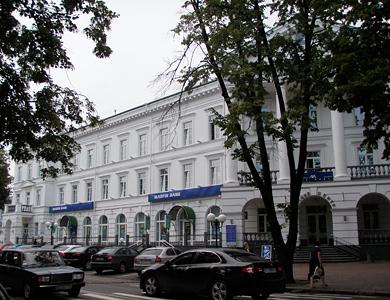 Сергій Заєць — один із архітекторів цієї будівлі
