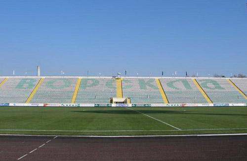 Стадіон «Ворскла» ім. Олексія Бутовського