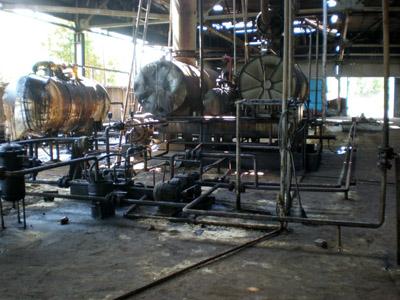 На Полтавщині викрили ОЗГ та підпільний нафтопереробний завод