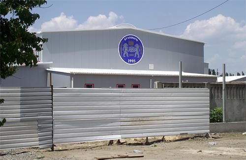Будівництво на вул. Половка, 94