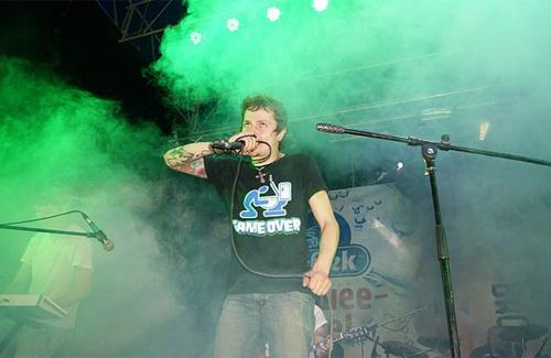Андрій Гречаник на «Вйо, Кобеляки-2011»