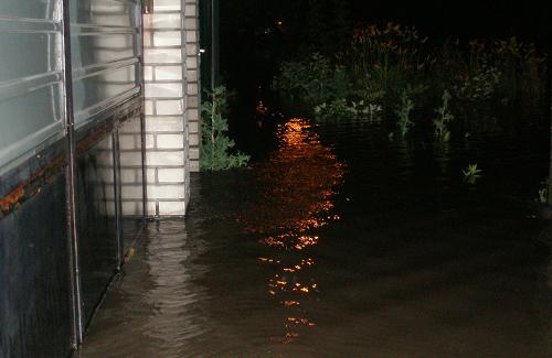 Підтоплення будинку на вул. Коцюбинського