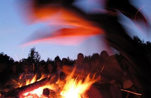 На Ивана Купала вода подружится с огнем