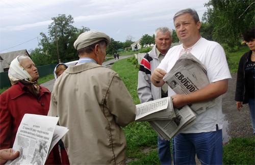 На Лохвиччині не захотіли, щоб «Полтавагазвидобування» збільшувало кількість шкідливих викидів