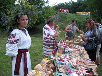 Івана Купала на батьківщині Гоголя