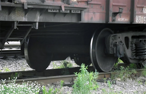 Затримали крадія, який заважав руху поїздів