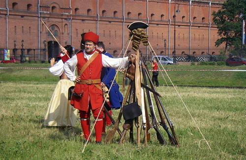 VI Санкт-Петербурзький Фестиваль військово-історичних клубів