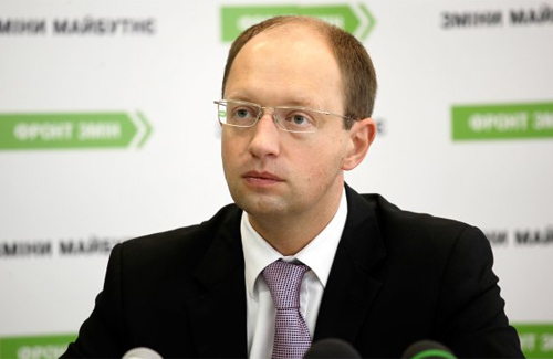 Арсеній Яценюк вимагає від президента ветувати закон про реформу медицини