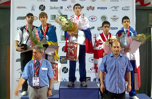Кременчужанин виборов «срібло» з тхеквондо на чемпіонаті Європи