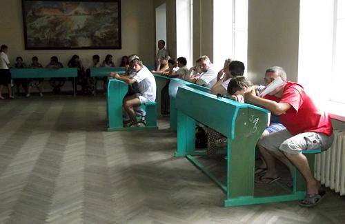 Вступна кампанія — 2011: Полтавський педуніверситет