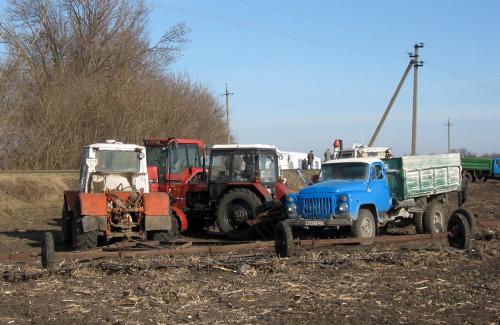 3,5 місяці минуло з того часу, як були заблоковані два трактори ТОВ «Добробут»