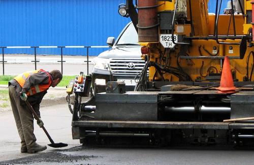 Кременчук купив техніку для ремонту доріг раніше за Полтаву