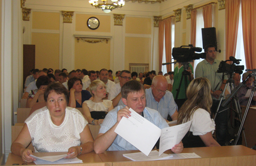 Депутати Полтавської міської ради