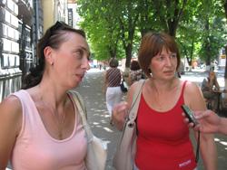 Виктория и Светлана