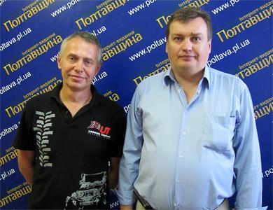 Виктор Малашенко и Игорь Перчик