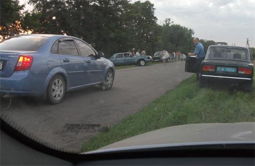 Председатель Оржицкого райсовета попал в ДТП