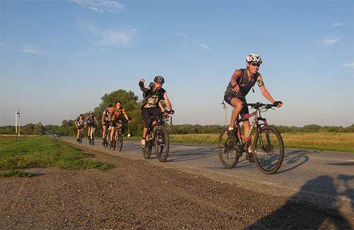 Полтавські велосипедистипровели дводенний велопробіг по території двох держав
