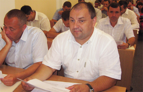 Євген Савчук — військовий, інспектор, полтавський депутат