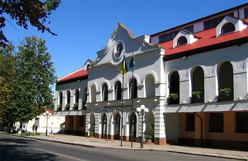 Полтавский художественный музей имени Николая Ярошенко