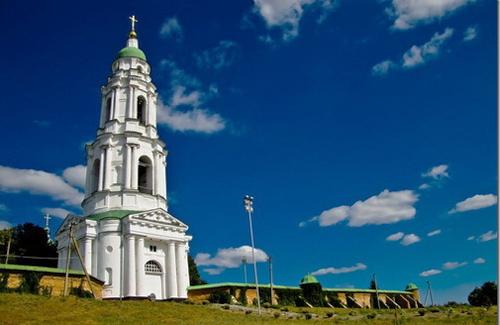 Дзвіниця Мгарського монастиря