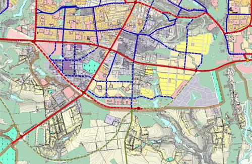 Трасу Київ — Харків можуть прибрати з Полтави