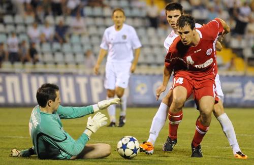 Лига Европы: «Ворскла» — «Слайго Роверс»