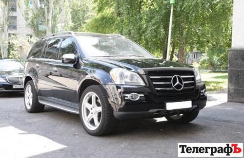 Заместитель мэра Кременчуга купил «Мercedes» стоимостью 400 тысяч гривен
