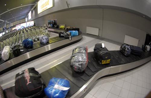 Що робити, якщо після перельоту ви не знайшли свого багажу