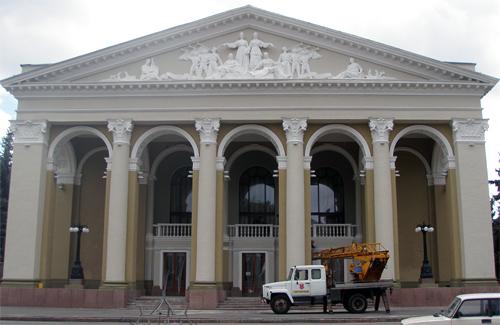 У Полтаві до Дня незалежності відкриють театр ім. Гоголя