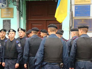 Двоє полтавців поїхали до Києва підтримати заарештовану Юлію Тимошенко