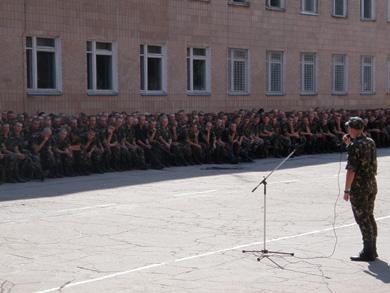 Концерт організували своїми силами