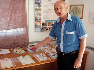 В'ячеслав Єрмачков розповідає про дипломи радистів