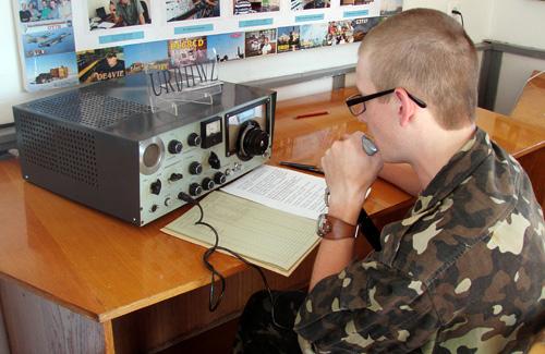 Сеанс радіозв'язку