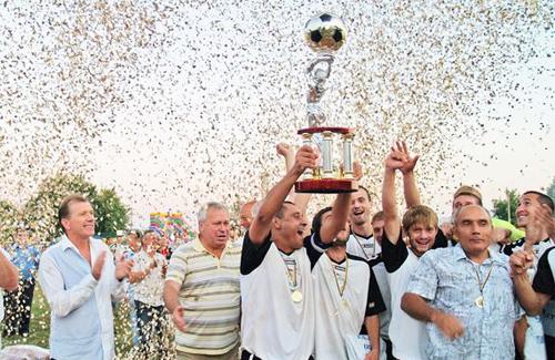 Кубок Сафіулліна дістався ФК «Жоржівка»
