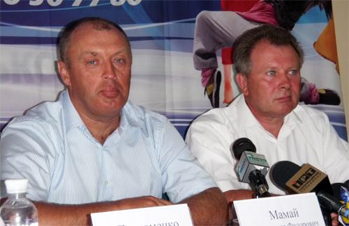 Олександр Мамай і Сергій Супрун