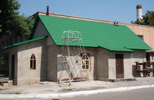 Розташовуватиметься храм в окремому приміщенні