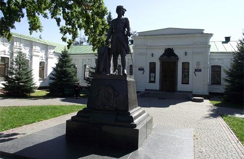 Музей історії Полтавської битви