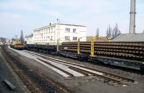 До кінця 2011 року в Кременчук можна буде доїхати електричкою