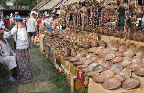 Сорочинская ярмарка-2011: что посмотреть, послушать, в чем поучаствовать