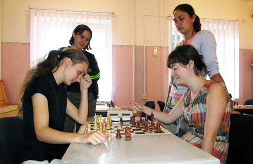 У Лубнах відбувся міжнародний шаховий турнір