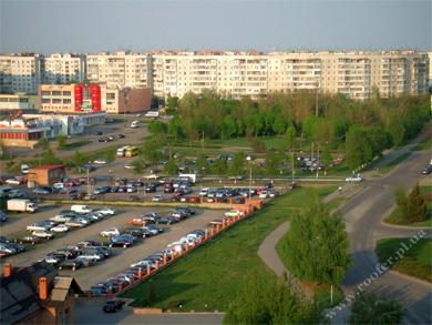 Фотографії полтавських руферів