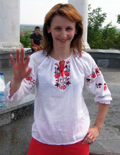 Оксана Шабатько