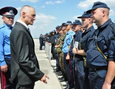 Полтавську міліцію готують до «хвилі» фанів на Євро-2012