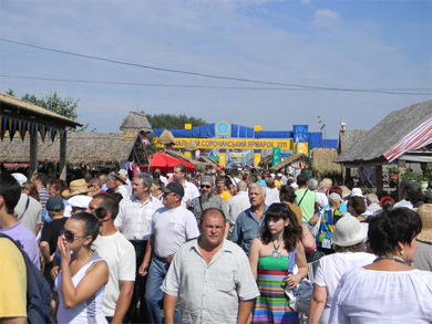 Сорочинський ярмарок-2011
