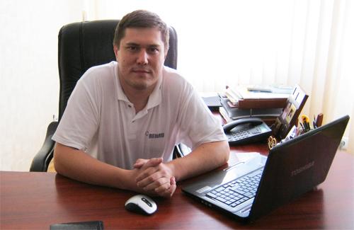 Руслан Карпов, ведущий специалист полтавского завода «ПластикоКом»